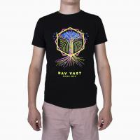 RAV Vast T-shirt | Fluorescent Black