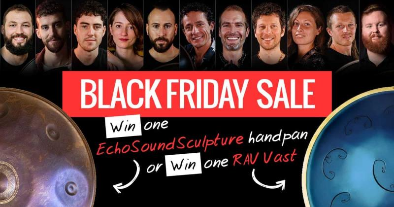Win the RAV Vast on Black Friday SALE with our partners!