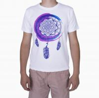 RAV Vast T-shirt | Mandala white