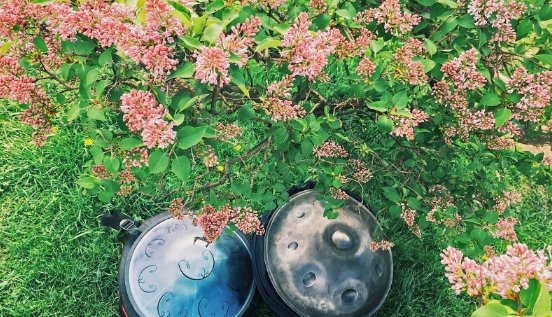 The RAV Vast and Handpan, Compared